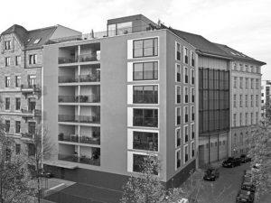 Appartementhaus Hospitalstraße