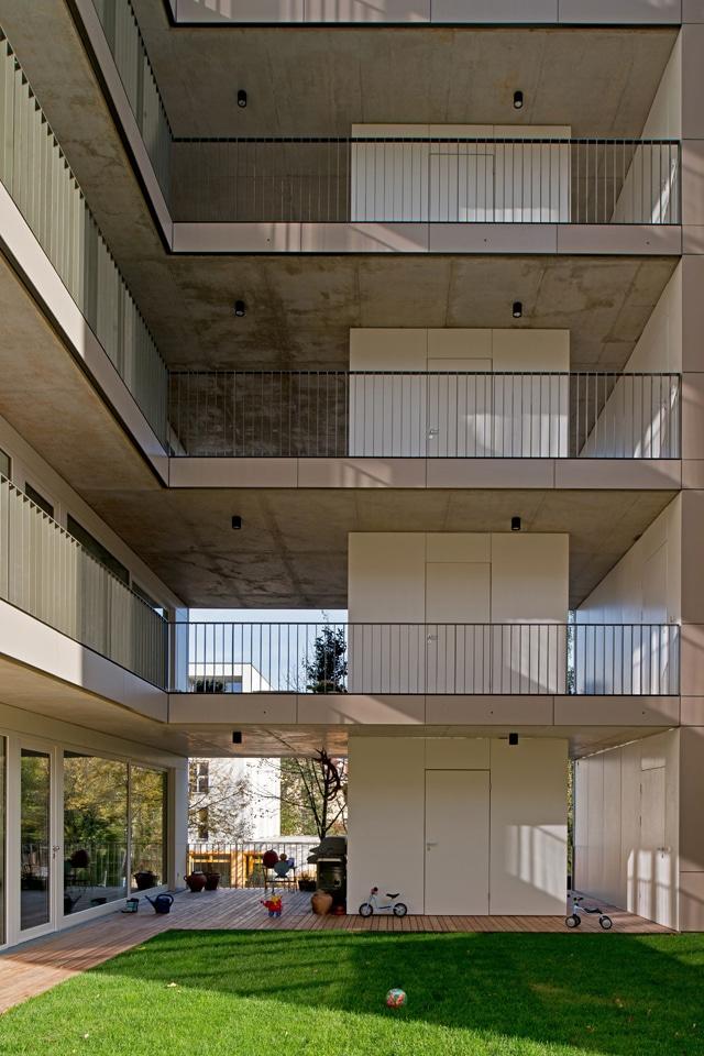 Appartementhaus Hospitalstrasse