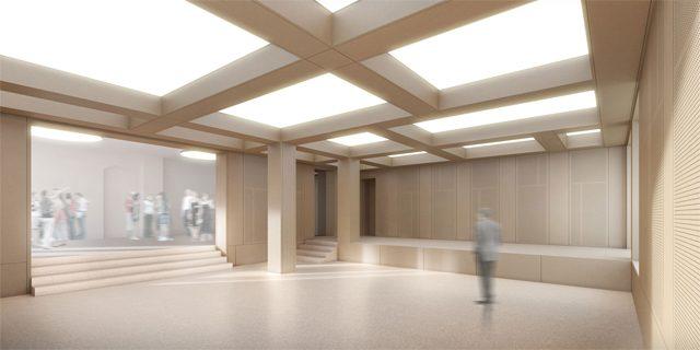 Gartensaal im Haus der Architekten_Friedemann Rentsch Architektur_3