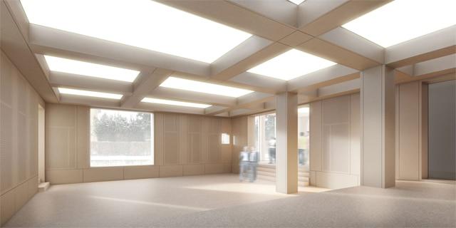 Gartensaal im Haus der Architekten_Friedemann Rentsch Architektur_4