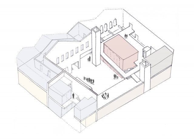 Jugendzentrum im Werk I_Friedemann Rentsch Architektur_1