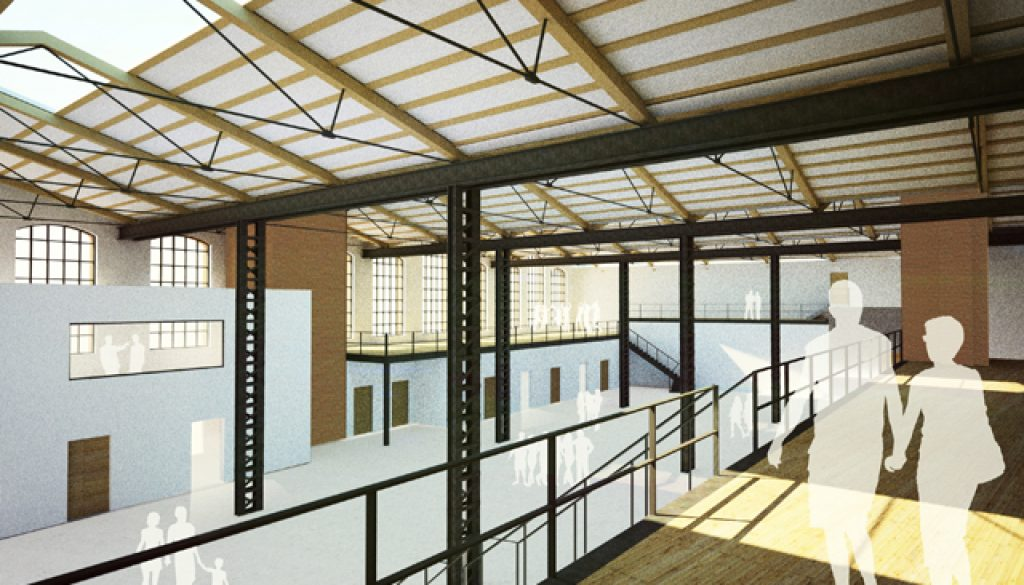 Jugendzentrum im Werk I_Friedemann Rentsch Architektur_4