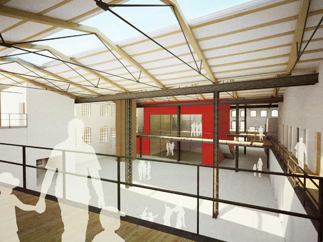 Jugendzentrum im Werk I_Friedemann Rentsch Architektur_5