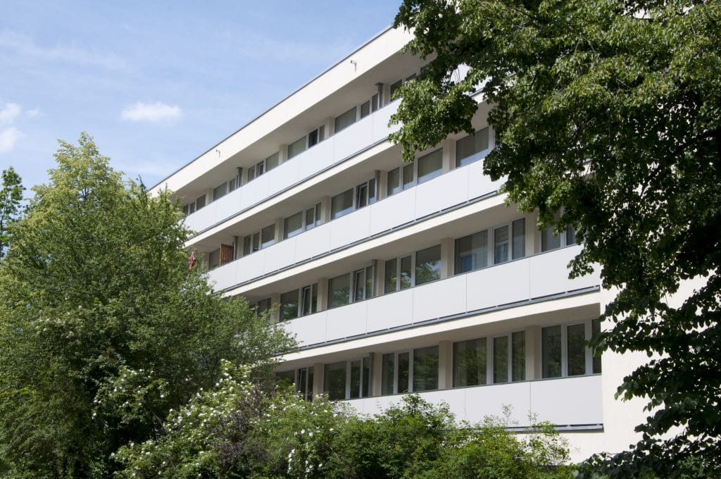 Appartements Tizianstraße