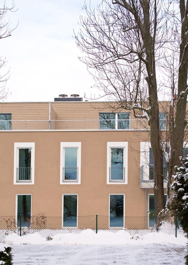 Wohnhaus Trachenberge